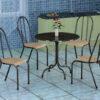 conjunto-alicante-con-4-sillas-fabone-negro-plateado-natura-beige-abba-muebles