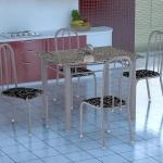 conjunto-genova-con-4-sillas-fabone-blanco-plateado-negro-florido-abba-muebles
