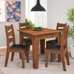 conjunto-mesa-isis-con-4-sillas-monique-celta-almendra-negro-abba-muebles