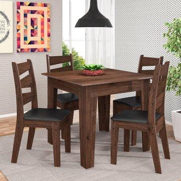 conjunto-mesa-isis-con-4-sillas-monique-celta-ebano-negro-abba-muebles