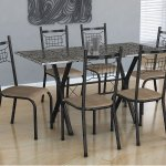 conjunto-miami-con-6-sillas-fabone-negro-plateado-natura-beige-abba-muebles