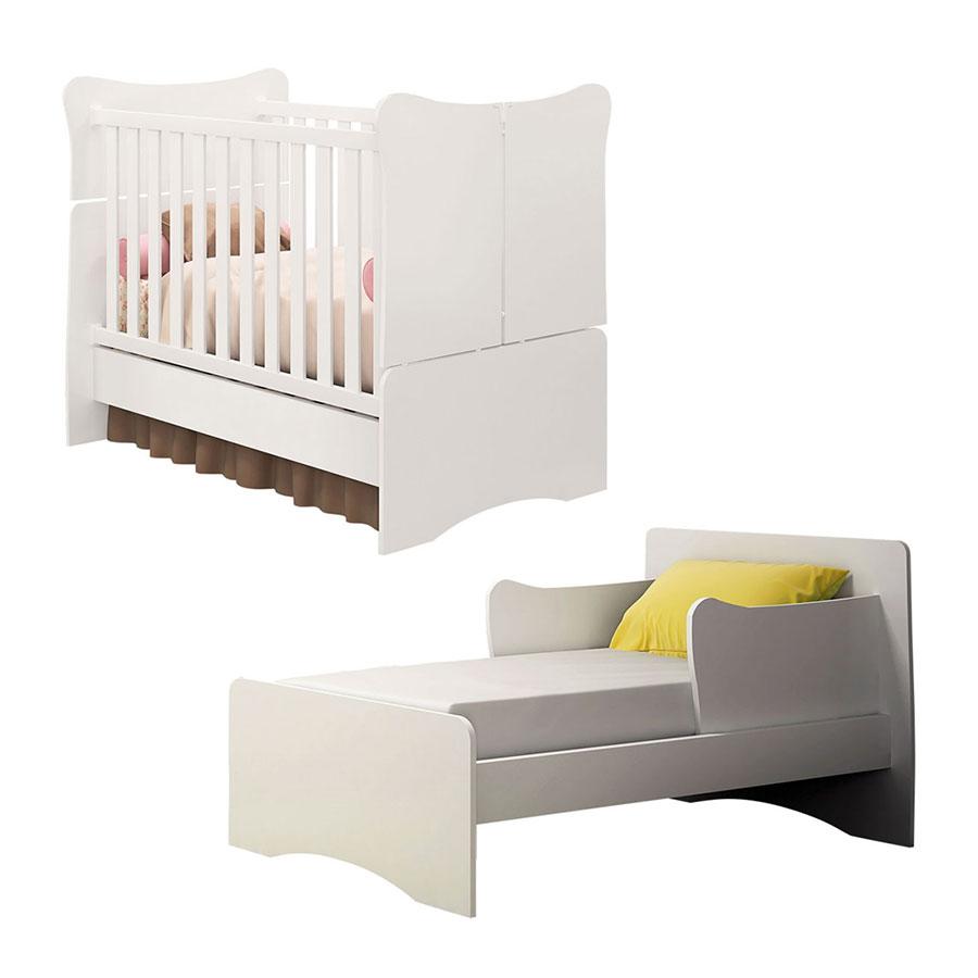 cuna-mini-cama-130-qmovi-duo-blanco-abba-muebles - Abba Import Export