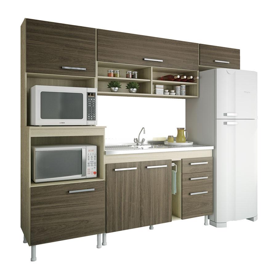 Beautiful Muebles De Cocina Kit Photos - Casa & Diseño Ideas ...