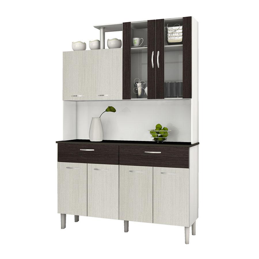 Muebles de cocina ebano cool cocina arrex laca champan for Muebles cool