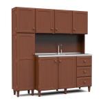 kit-cocina-rubi-1600-tozetto-chocolate-abba-muebles