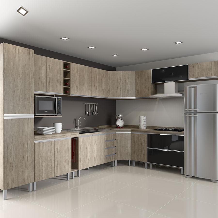 Mueble esquinero cocina armario bajo esquinero for Armarios de cocina esquineros