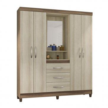ropero-4-portas-capelinha-notavel-ipe-tex-chapagne-abba-muebles