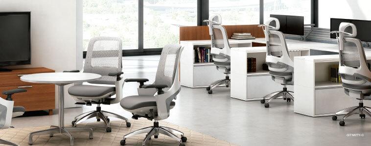 c mo elegir una silla ideal para la oficina abba