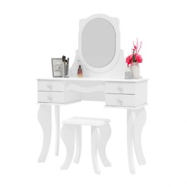 Tohalet-princesa-patrimar-blanco-abba-muebles-paraguay