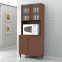 cristalera-rubi-800-tozetto-chocolate-ambiente-abba-muebles-paraguay