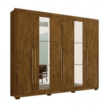ropero-barcelona-castaño-wood-abba-muebles