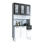 kit-cocina-leblon-colormaq-blanco-negro-abba-muebles-paraguay