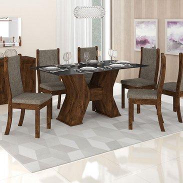 conjunto-mesa-montana-dj-6-sillas-malta-malbec-abba-muebles