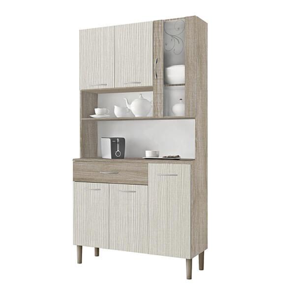 kit-cocina-golden-6p-ktp-nogal-arena-abba-muebles - Abba Import Export
