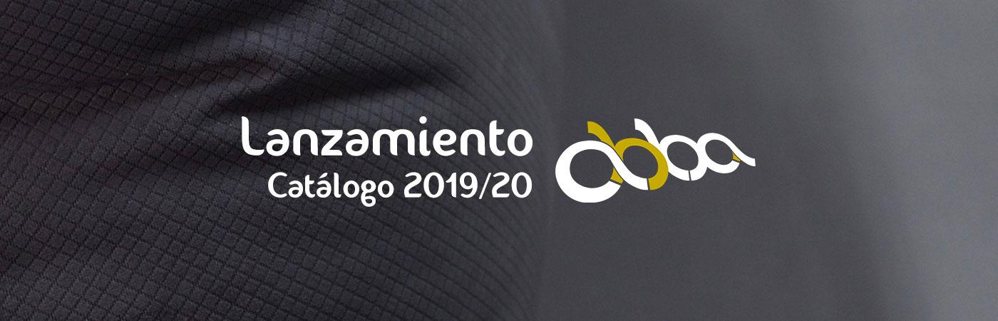 Lanzamiento Catálogo Abba 2019/2020