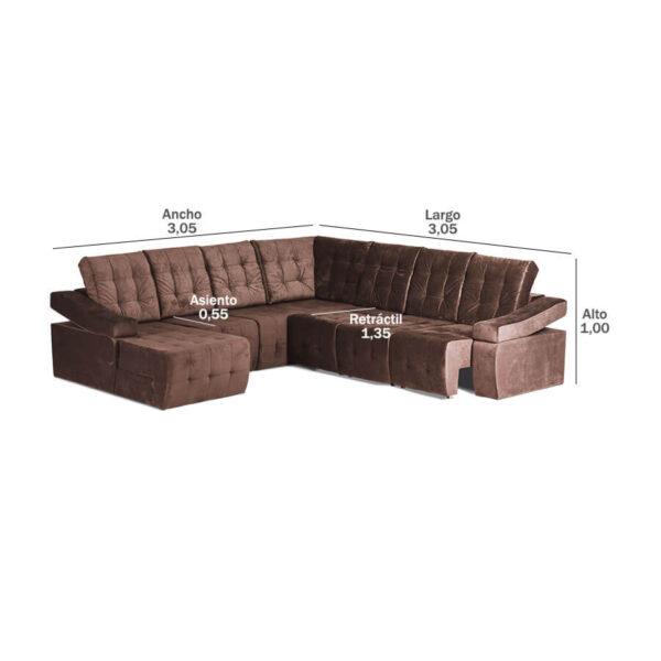 Sofa-Abba-10-años-medidas-Abba-Muebles