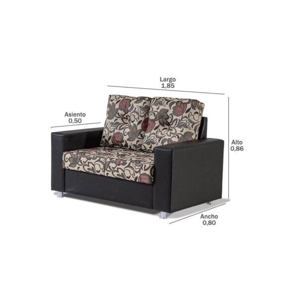 Sofa-Denver-2-lugares-medidas-Abba-Muebles