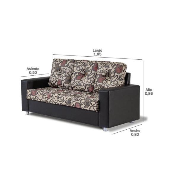 Sofa-Denver-3-lugares-medidas-Abba-Muebles