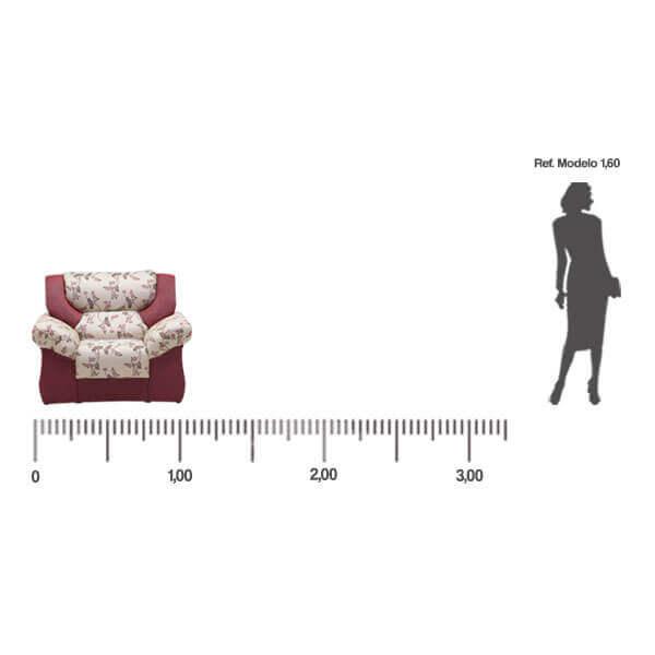 Sofa-Monterrey-1-lugar-medida-frontal-Abba-Muebles