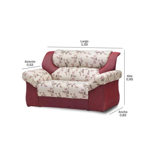 Sofa-Monterrey-2-lugares-medidas-Abba-Muebles