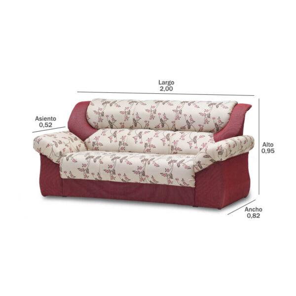 Sofa-Monterrey-3-lugares-medidas-Abba-Muebles