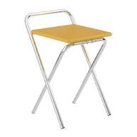 butaca-plegable-1745-carraro-cromado-amarillo-abba-muebles