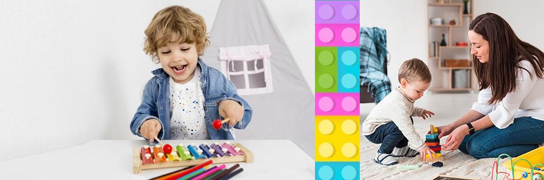 ¿Cómo elegir los juguetes según la edad de tu hijo?