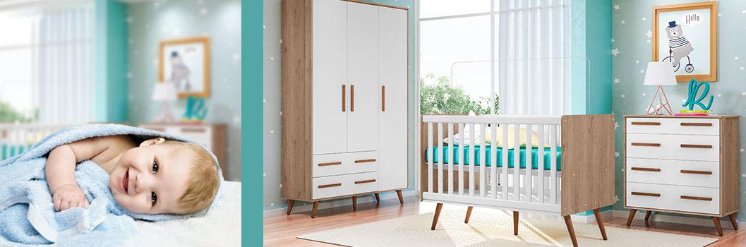 ¿Cómo elegir la comoda ideal para la habitación de los niños?