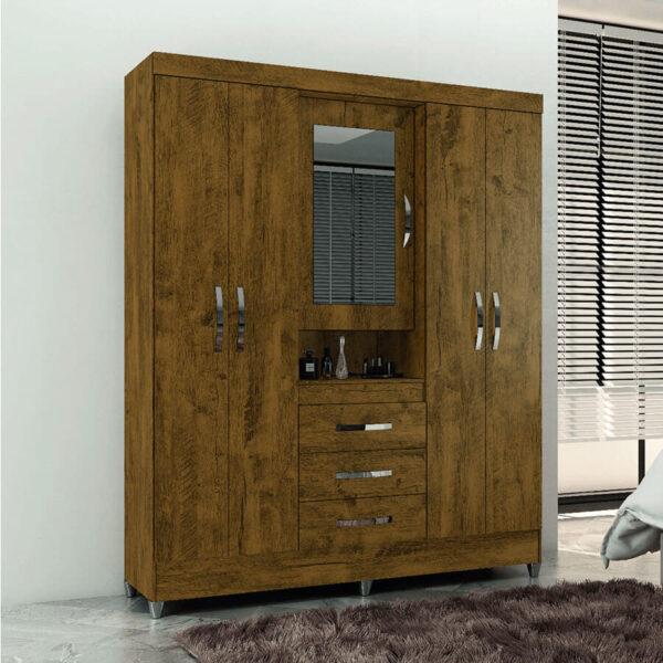 ropero-peru-moval-castaño-wood-ambiente-abba-muebles