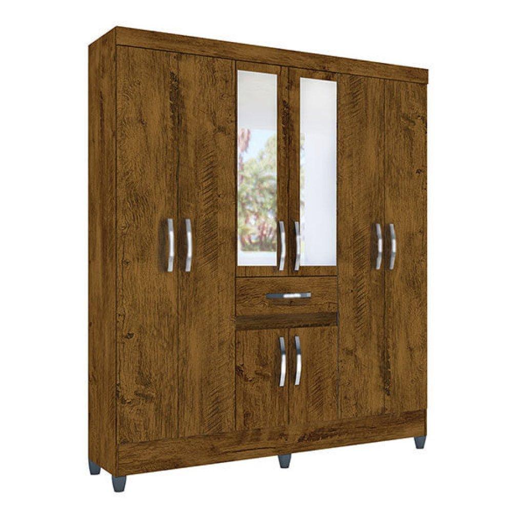 ropero-portugal-6-puertas-moval-castaño-wood-abba-muebles