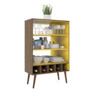 cristalera-veneza-patrimar-amarillo-abba-muebles