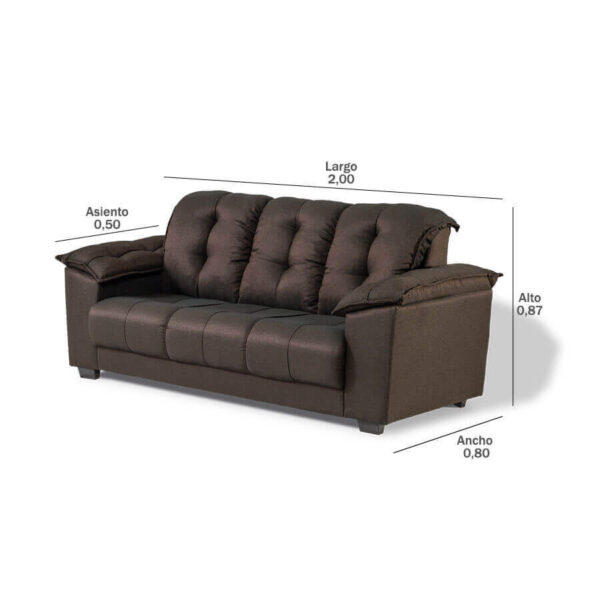 Sofa-Quebec-3-lugares-medidas-Abba-Muebles