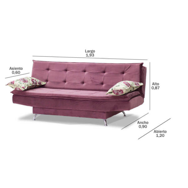 Sofa-Tahiti-medidas-Abba-Muebles
