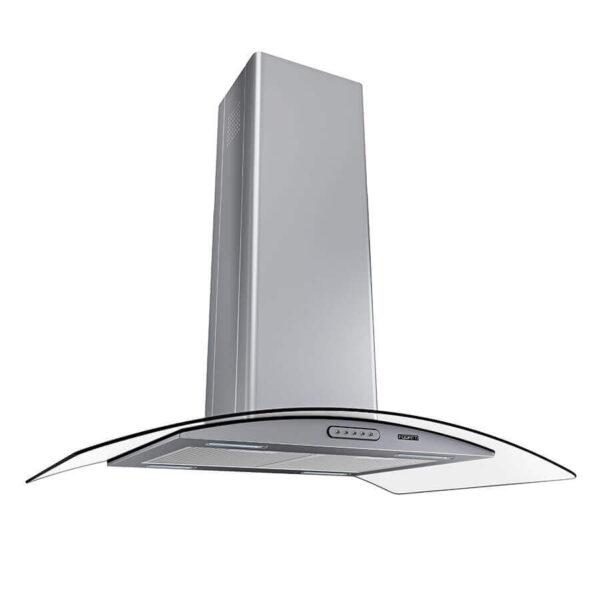campana-isla-vidrio-curvo-90cm-fogatti-inox-abba-electros