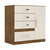 Comoda-Venus-castaño-wood-vainilla-abba-muebles