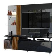 rack-panel-donna-dj-negro-brillo-demolicin-abba-muebles