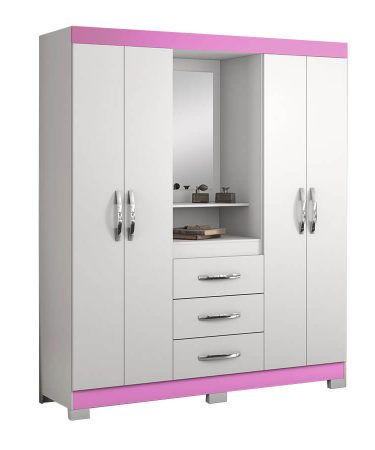 ropero-nt5015-notavel-blanco-rosa-abba-muebles