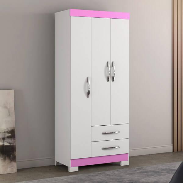 ropero-3-puertas-NT5000-notavel-blanco-rosa-ambiente-abba-muebles