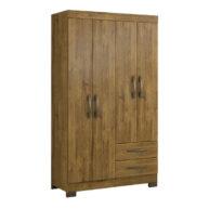 ropero 4 puertas NT5005 notavel rustico abba muebles