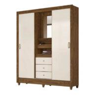 ropero-4-puertas-paraty-moval-castaño-wood-vainilla-abba-muebles