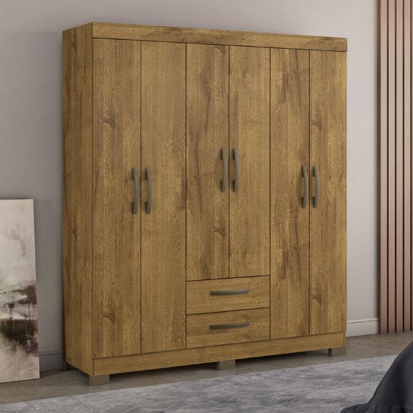 ropero-6 puertas-NT5010-Notavel-rustico-ambientado-abba-muebles