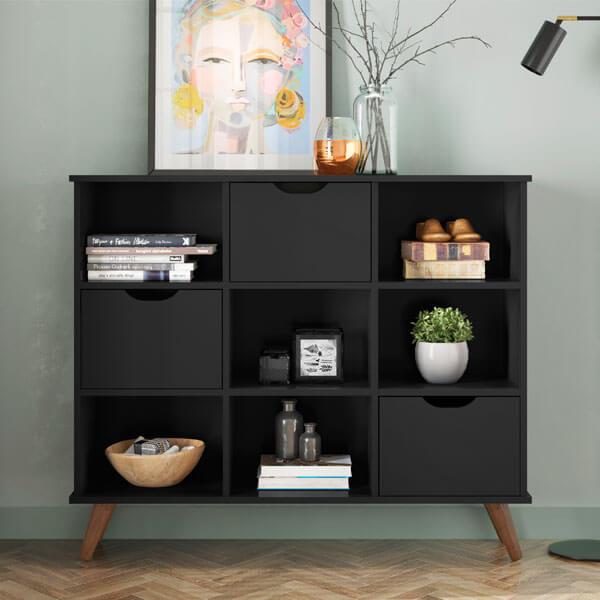 nicho-organizador-retro-3-cajones-qmovi-negro-ambiente-abba-muebles