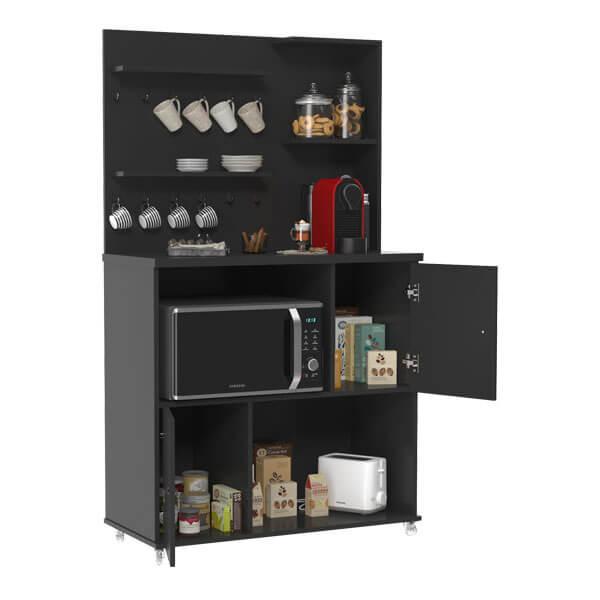 rincon del cafe patrimar negro aceitado abierto abba muebles