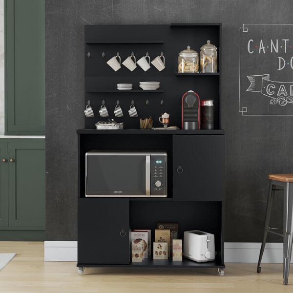 rincon del cafe patrimar negro aceitado ambiente abba muebles