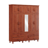 Ropero-5P-Bronce-1150T-Abba-Muebles