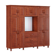 Ropero-6P-Bronce-1153T-Abba-Muebles
