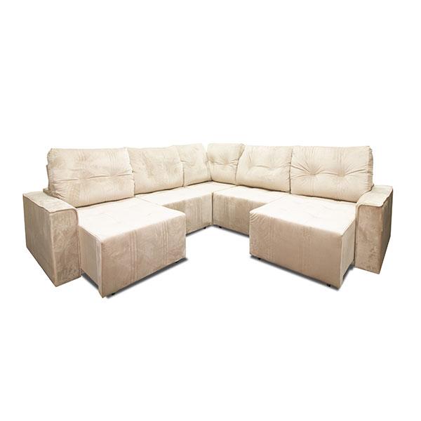 sofa-Liverpool-TTE-484-(2 retractiles abiertos)-Abba-Muebles-